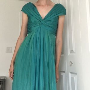 Carmen Marc Valvo collection size 8 mermaid